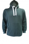 large mens bar harbour hoodie green