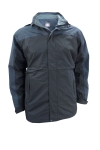 big mens showerproof jacket