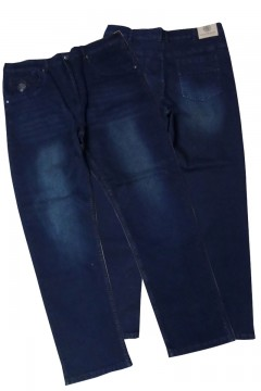dyed stretch jean