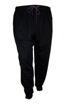 cuff bottom slim joggers
