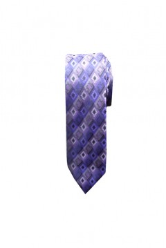 pattern extra long tie