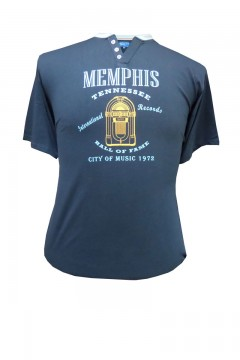 memphis jukebox printed t-shirt