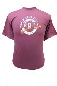 bronx boxing printed t-shirt