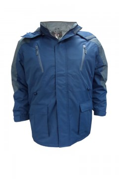 pendle waterproof coat