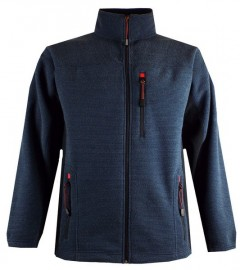 big mens fleece jacket