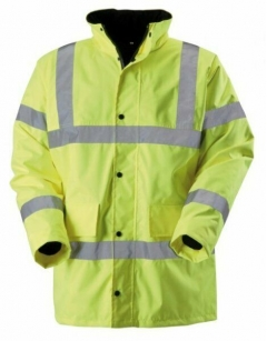 black rock hi vis bomber jacket