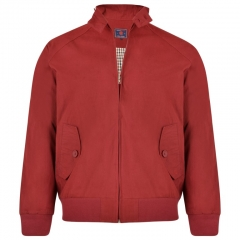 kam classic harrington jacket