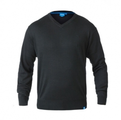 maltby v neck sweater black