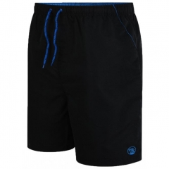espionage swim shorts black