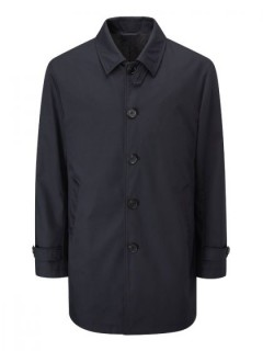 tufwell raincoat navy